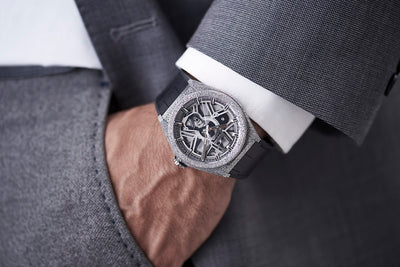 ZENITH DEFY LAB, THE NEW ERA IN WATCH DESIGN