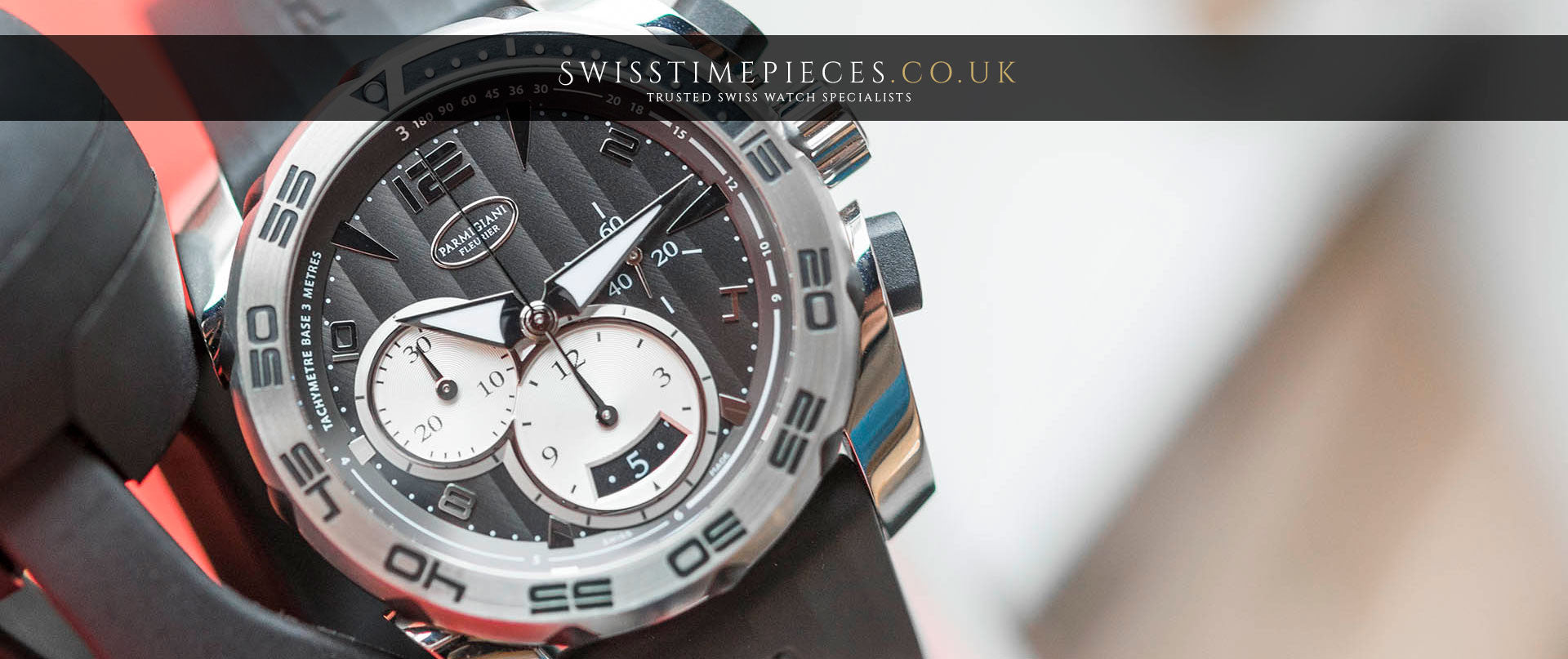 Discounted Parmigiani Swiss Watches - SwissTimepieces.co.uk