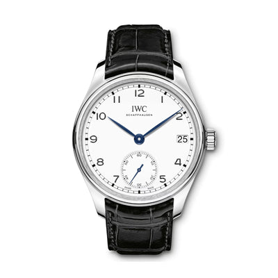 IWC 43mm Portugieser '150 Years Edition' Automatic Stainless Steel Mens Watch IW510212