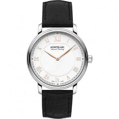 Montblanc Tradition Manual Winding 40mm Watch - 119962