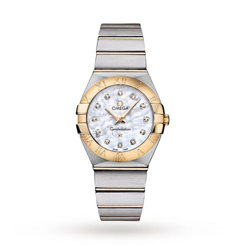 OMEGA Constellation Ladies Watch 123.20.27.60.55.002 - SwissTimepieces.co.uk