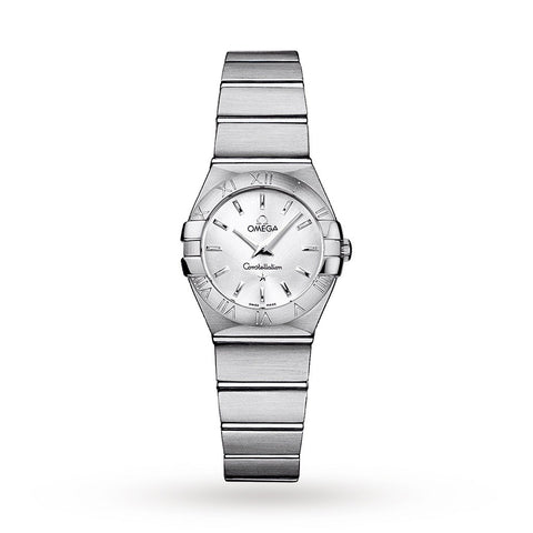 OMEGA Constellation Ladies Watch 123.10.24.60.02.001 - SwissTimepieces.co.uk