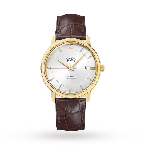 OMEGA De Ville Mens Watch 424.53.40.20.52.001 - SwissTimepieces.co.uk