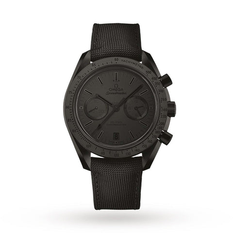 "OMEGA Dark Side Of The Moon ""Black Black"" Mens Watch 311.92.44.51.01.005 - SwissTimepieces.co.uk"