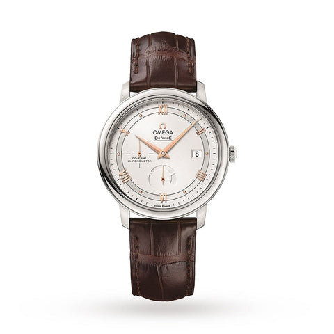 OMEGA De Ville Mens Watch 424.13.40.21.02.002 - SwissTimepieces.co.uk