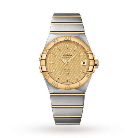 OMEGA Constellation Automatic Mens Watch 123.20.38.21.08.002 - SwissTimepieces.co.uk
