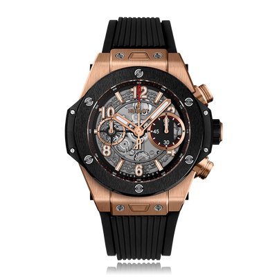 Hublot Big Bang Unico Automatic Rose Gold 42mm Watch 441.OM.1180.RX