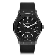 Hublot Classic Fusion Automatic Black Dial Men's 45mm Watch 511.CM.1171.RX