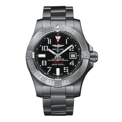 Breitling-Avenger-II-Seawolf-Automatic-Mens-Watch-A17331101B2A1-45-mm-Black-Dial