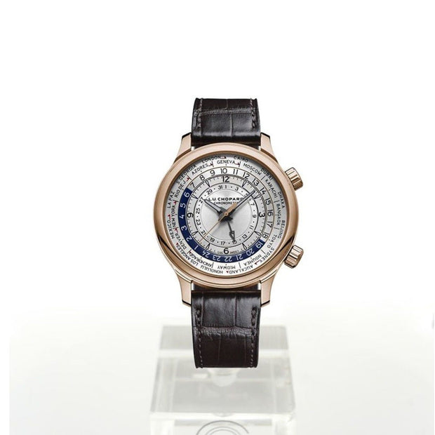 LUC-Time-Traveler-One-42mm-Silver-Dial-Brown-Leather-Strap_2