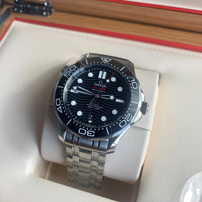 Omega Seamaster Diver 300m Chronometer 42mm Watch 210.30.42.20.01.001