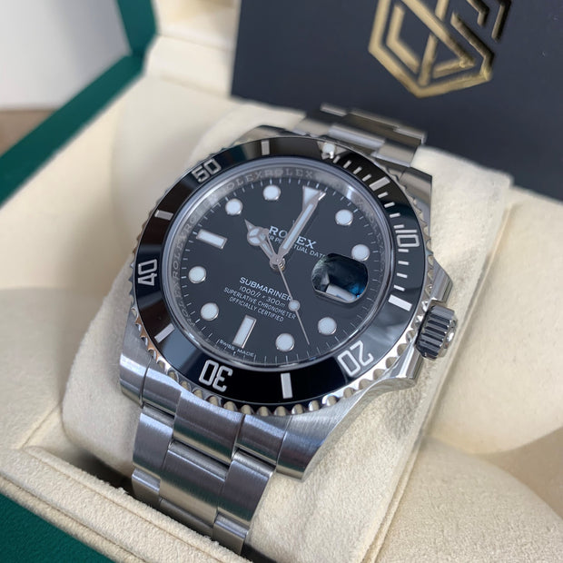 Rolex Submariner Date 116610LN Brand New 2020 Full Set Watch