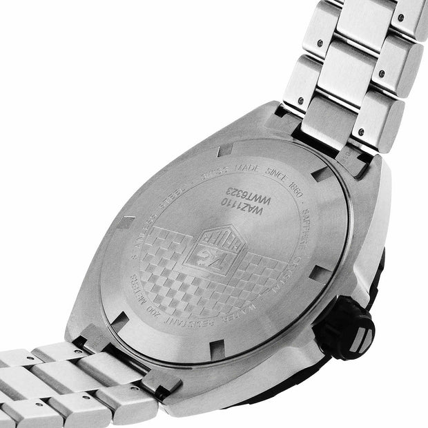 TAG HEUER Formula 1 Stainless Steel Quartz Mens Watch - WAZ1110.BA0875