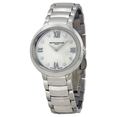 baume-and-mercier-promesse-mother-of-pearl-stainless-steel-ladies-watch-10158