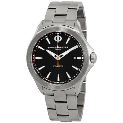 baume-et-mercier-clifton-black-dial-men_s-watch-10412
