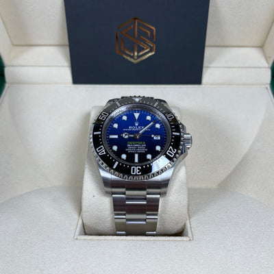 Rolex DeepSea James Cameron 126660 2020 Unworn Full Set Watch