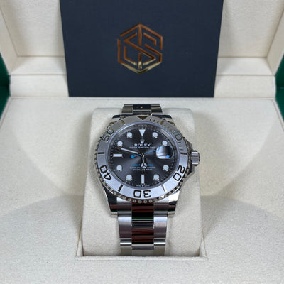 Rolex Yacht-Master 40 126622 Rhodium Dial 2021 Brand New Watch