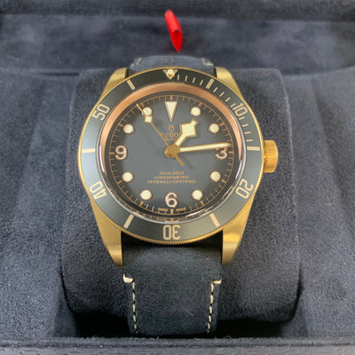 Tudor Black Bay Bronze Edition M79250BA-0001 43mm Watch