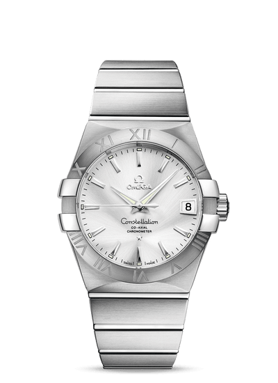 Omega Constellation Omega Co‑Axial 38 mm Watch 123.10.38.21.02.001