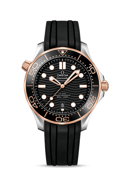 Omega Seamaster Diver 300M 42mm Co-Axial Watch 210.22.42.20.01.002