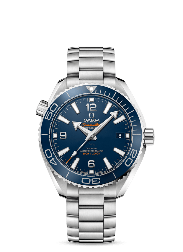 OMEGA SEAMASTER PLANET OCEAN 600M OMEGA CO‑AXIAL MASTER CHRONOMETER 39.5 MM 215.30.40.20.03.001