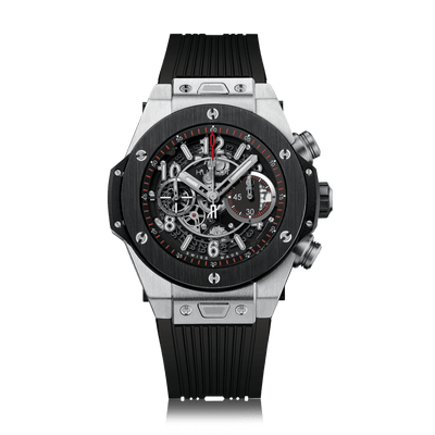 HUBLOT Big Bang Unico Titanium Ceramic Mens Watch 411.NM.1170.RX