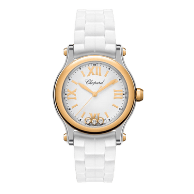 CHOPARD Happy Sport Quartz Ladies Watch 278590-6001