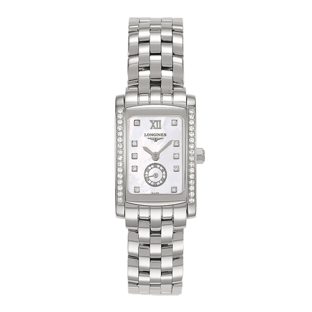 Longines Dolce Vita Stainless Steel Ladies Watch L51550846
