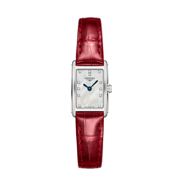 Longines Dolcevita White mother-of-pearl Dial Watch L52584875
