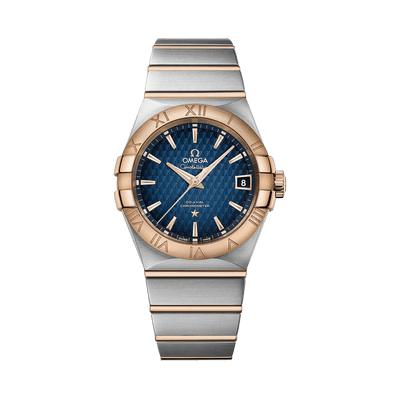 OMEGA Constellation Automatic Mens Watch 123.20.38.21.03.001