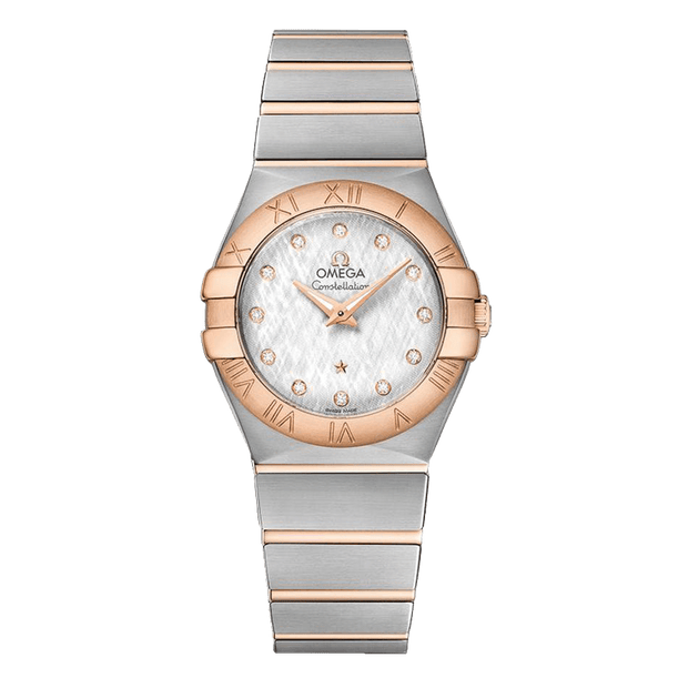 OMEGA Constellation Co-axial 27 Mm Watch 123.20.27.60.52.002