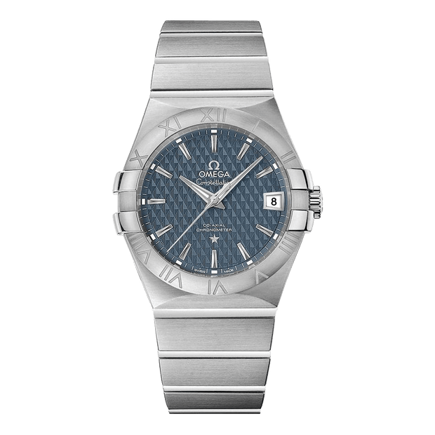 OMEGA Constellation Co-axial 35 Mm Watch 123.10.35.20.03.002