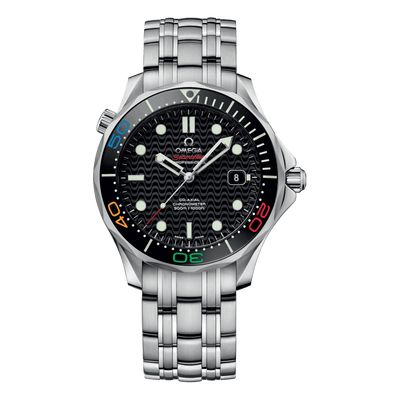 OMEGA Olympic Games Collection Seamaster Diver Mens watch 522.30.41.20.01.001