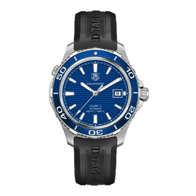TAG Heuer Aquaracer 41 Automatic Men's Watch WAK2111.FT6027