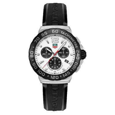 Tag Heuer Formula 1 Quartz Chronograph Men's Watch CAU1111.FT6024