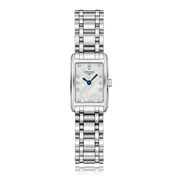 LONGINES Dolce Vita Automatic Stainless Steel Diamond Ladies Watch L52584876