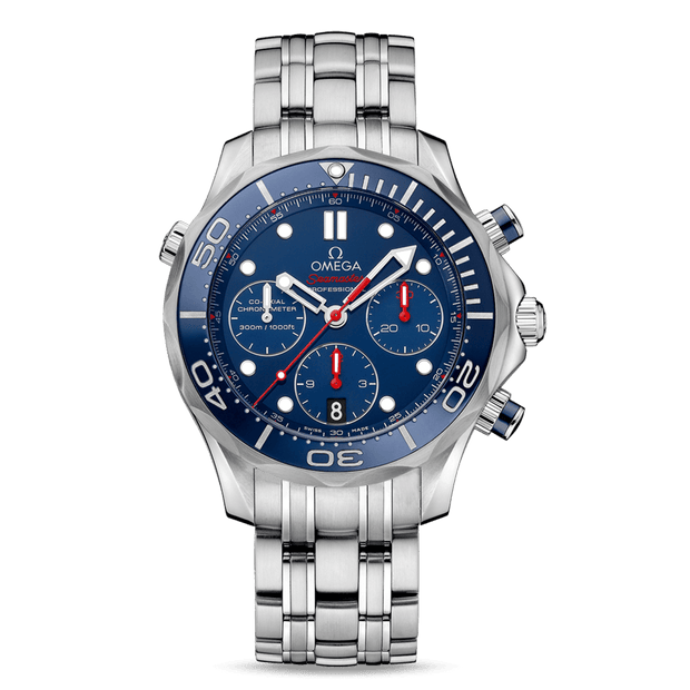 OMEGA Seamaster Mens Watch 212.30.42.50.03.001