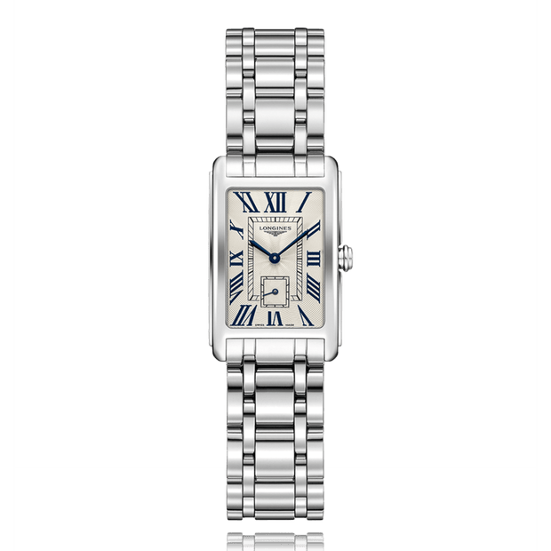 LONGINES DolceVita Quartz Stainless Steel Ladies Watch L52554716