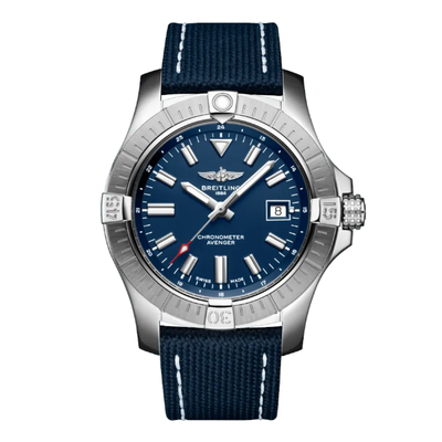 Breitling Avenger 43 Automatic Blue Dial Watch A17318101C1X1