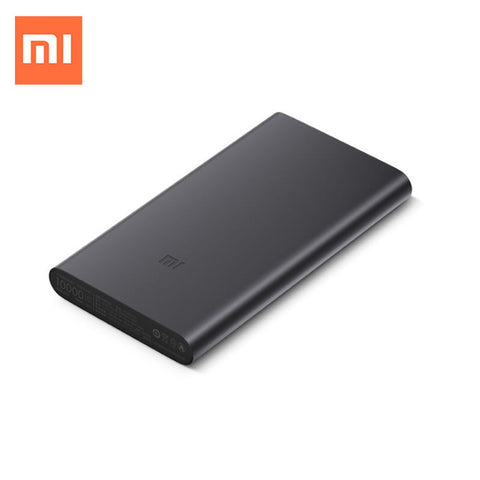 Original Xiaomi Mi Power Bank Quick Charge 10000mAh