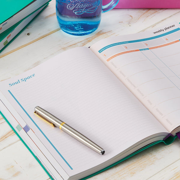 Dailygreatness Yoga 90-Day Planner and Journal - Dailygreatness Canada