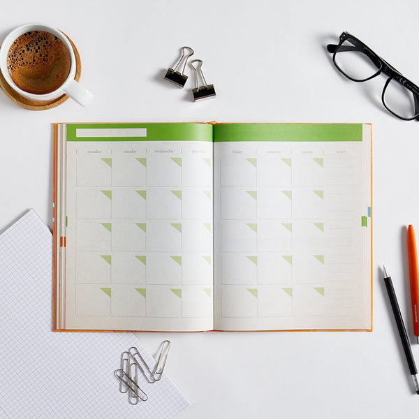 Dailygreatness Original Diary and Planner Yearly - Dailygreatness Canada