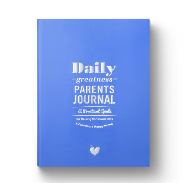 Dailygreatness Parents Journal Yearly