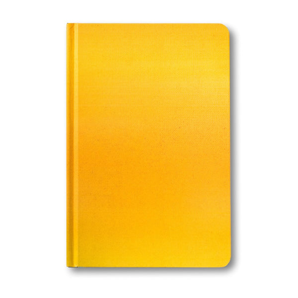 DG Notebook Yellow - Dailygreatness Canada