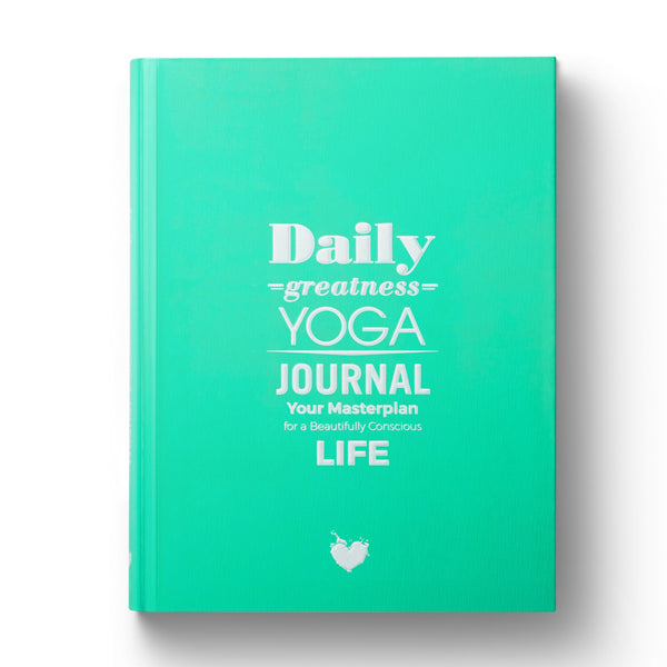 Dailygreatness Yoga Journal Yearly