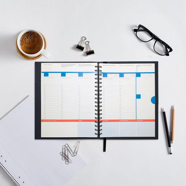 Vagami Success™ Planner (Undated) - Dailygreatness Canada