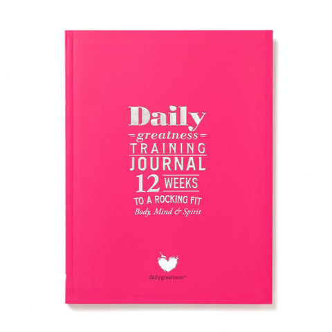 Dailygreatness Training Journal - Dailygreatness Canada