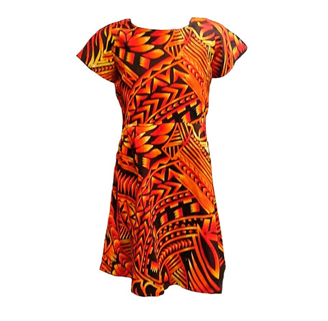 Girls Bula Dress