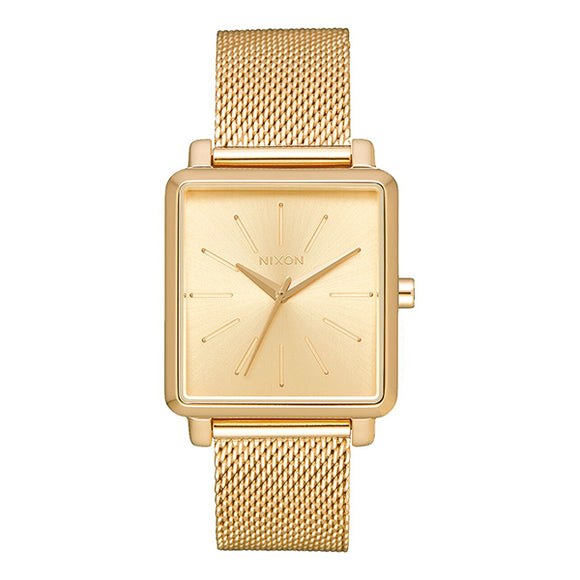 [NIXON ニクソン] 腕時計 K SQUARED MILANESE ALL GOLD 正規輸入品 レディース