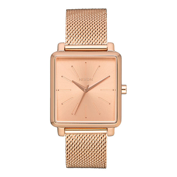 [NIXON ニクソン] 腕時計 K SQUARED MILANESE ALL ROSE GOLD 正規輸入品 レディース